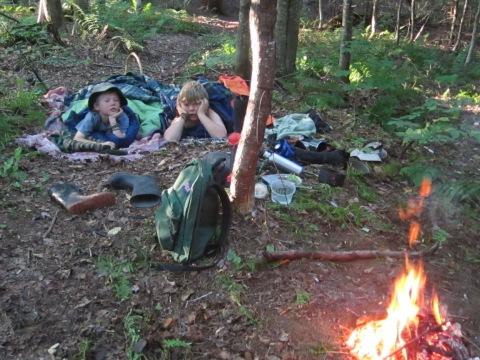 """Camp Dubbins"""