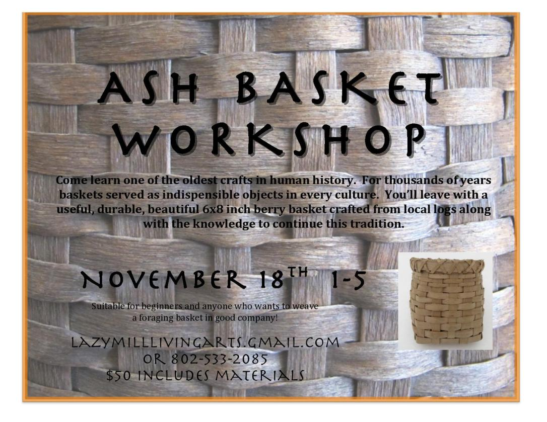 ASH BASKET WORKSHOP2