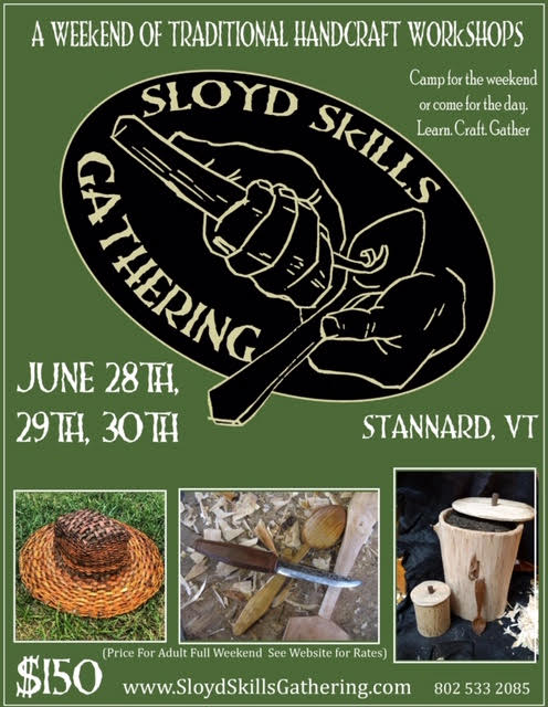 Traditional Skills Gathering (click to go to website)